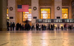 Grand Central Terminal NYC Royalty Free Stock Photos