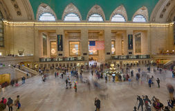 Grand Central Terminal Wide Shot Royalty Free Stock Image