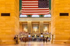 Grand central train station in Manhattan New York - USA - United Royalty Free Stock Image