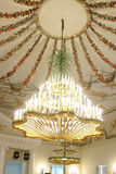 Grand chandelier Royalty Free Stock Images