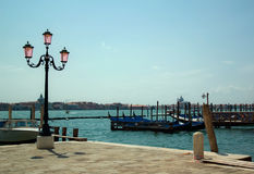 Grand Channel in Venice Royalty Free Stock Photos