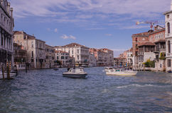 Grand Channel, Venice royalty free stock photo