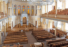 The Grand Choral Synagogue of Saint Petersburg. Russia Stock Photos
