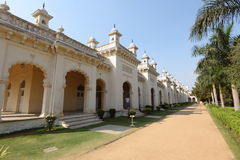 Grand Chowmahalla Palace Royalty Free Stock Images