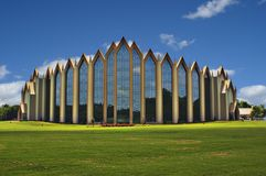 Grand Chruch Royalty Free Stock Photos