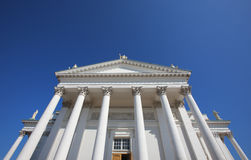 Grand church royalty free stock photography