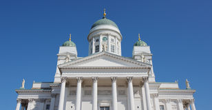 Grand church royalty free stock images