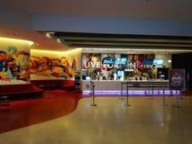 Grand Cinema & More - Bucharest Stock Photo