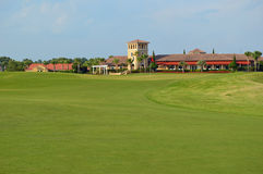 Grand club de golf de dunes, Sc de Myrtle Beach Photographie stock