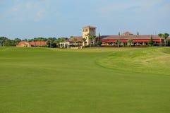 Grand club de golf de dunes, Sc de Myrtle Beach photographie stock
