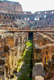 Grand Colosseum, Rome, Italie Photos libres de droits