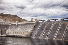 Grand Coulee Dam Stock Photography