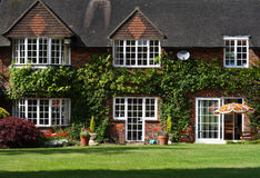 Grand Country House Royalty Free Stock Image