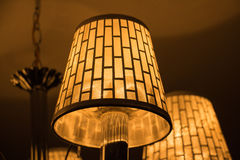 Grand crystal chandelier Stock Photography