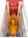Grand ` de Bouddha Luang Pho à la statue de ` Images libres de droits