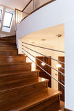 Grand design - Stairs Royalty Free Stock Photography