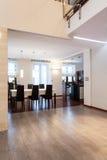 Grand design - dining room Stock Photo