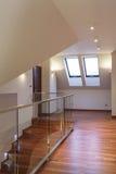 Grand design - Hallway Royalty Free Stock Images