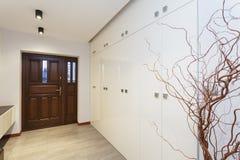 Grand design - main entrance Stock Photo