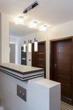Grand design - Bathroom interior Royalty Free Stock Photos