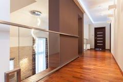 Grand design - corridor Stock Photos
