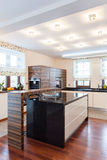 Grand design - kitchen Stock Photography