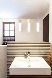 Grand design - wash basin Royalty Free Stock Photography