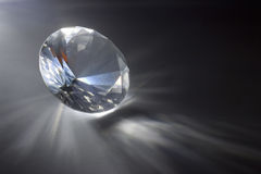 Grand diamant Photographie stock