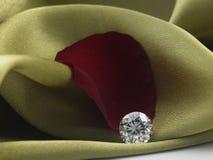 Grand diamant Images libres de droits