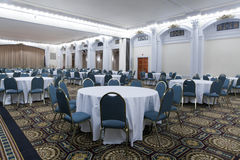 Grand Dinning Room Stock Photos