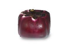 Grand dos d'aubergine Image libre de droits