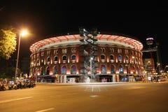 Grand dos d'Espanya à Barcelone Image libre de droits