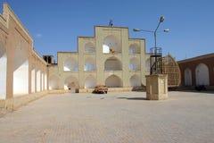 Grand dos dans Yasd, Iran Images stock