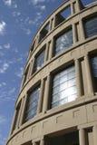 Grand dos de bibliothèque de Vancouver Images libres de droits