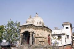 Grand dos de Durbar - Katmandou, Népal Image libre de droits