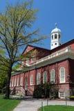 Grand dos de Harvard, Cambridge Photos libres de droits