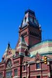 Grand dos de Harvard, Cambridge Photos stock