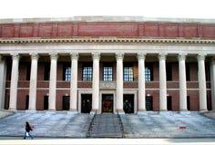 Grand dos de Harvard, Etats-Unis Photos libres de droits