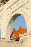 Grand dos de liberté de Taïpeh Image libre de droits