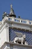 Grand dos de Marcus de saint, Venise Photo libre de droits