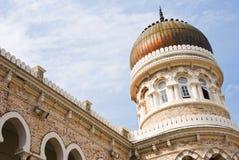 Grand dos de Merdeka, Kuala Lumpur, Malaisie Photos libres de droits