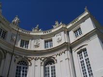 Grand dos de musée de Bruxelles. Photos stock