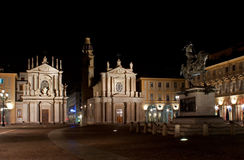 Grand dos de San Carlo Image libre de droits