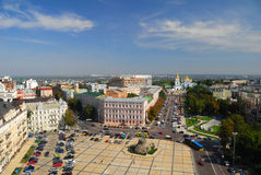 Grand dos de Sophievskaya photos stock