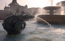 Grand dos de Trafalgar photos stock