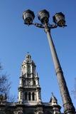 Grand dos de Trinité à Paris Photo libre de droits