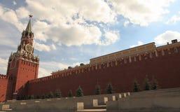 Grand dos rouge (Moscou, Russie) Photos libres de droits