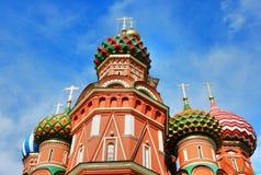 Grand dos rouge, Moscou, Russie Photo libre de droits