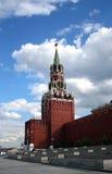 Grand dos rouge. Moscou, Russie. Image libre de droits