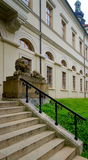 Grand-Ducal Palace of Weimar Stock Image